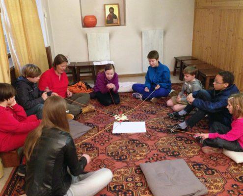 Gottesdienst für Kinder